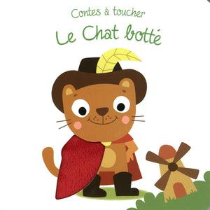 Contes à toucher - Le Chat Botté