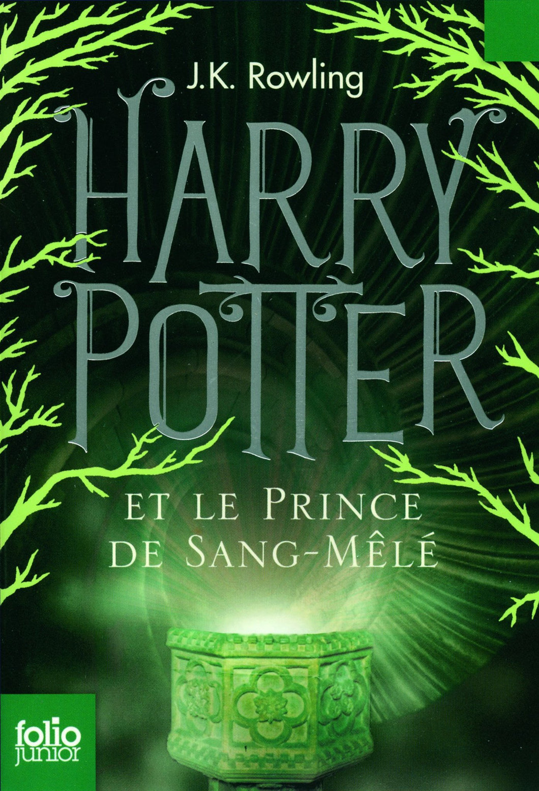 Harry Potter Tome 6 - Harry Potter et le Prince de Sang-Mêlé