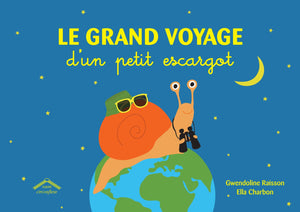 Le grand voyage d'un petit escargot