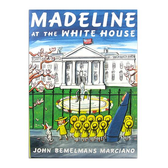 Madeline at the White House - Softcover