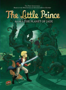 The Little Prince #4 - The Planet of Jade - Paperback