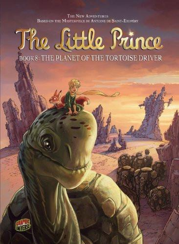 The Little Prince #8 - The Planet of the Tortoise Driver