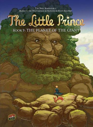 The Little Prince #9 - The Planet of the Giant - Paperback
