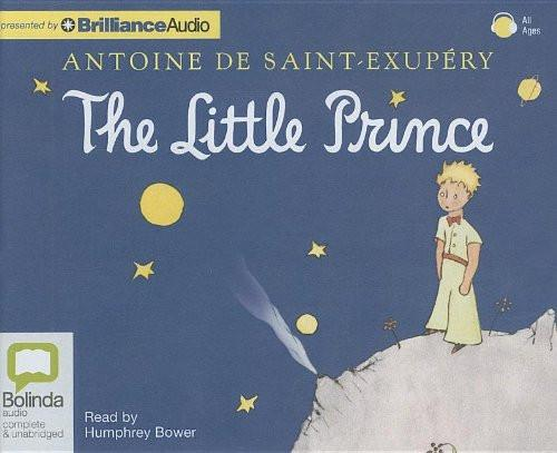 The Little Prince Audio Book - Read by Humphrey Bower