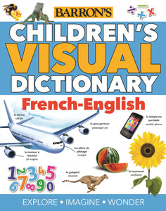 Children's Visual Dictionary: French-English (Visual Dictionaries)