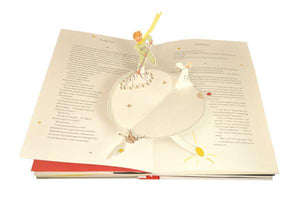 The Little Prince Deluxe Pop-Up Book (with audio)