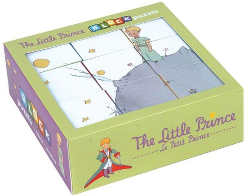 The Little Prince Puzzle Block