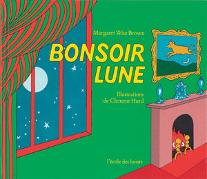 Bonsoir lune - Softcover