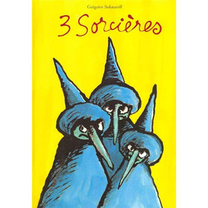 3 Sorcières - Softcover