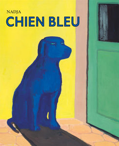 Chien bleu - Giant board book