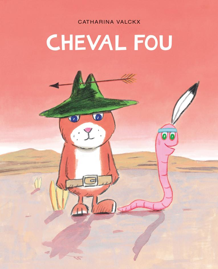 Cheval fou - Hardcover