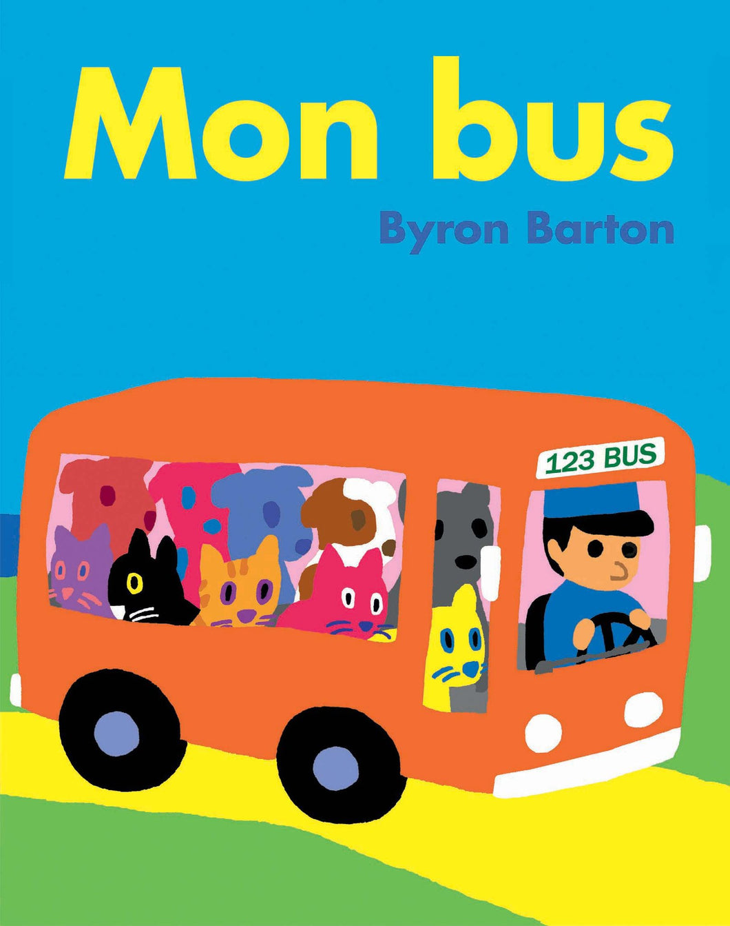 Mon bus - Softcover