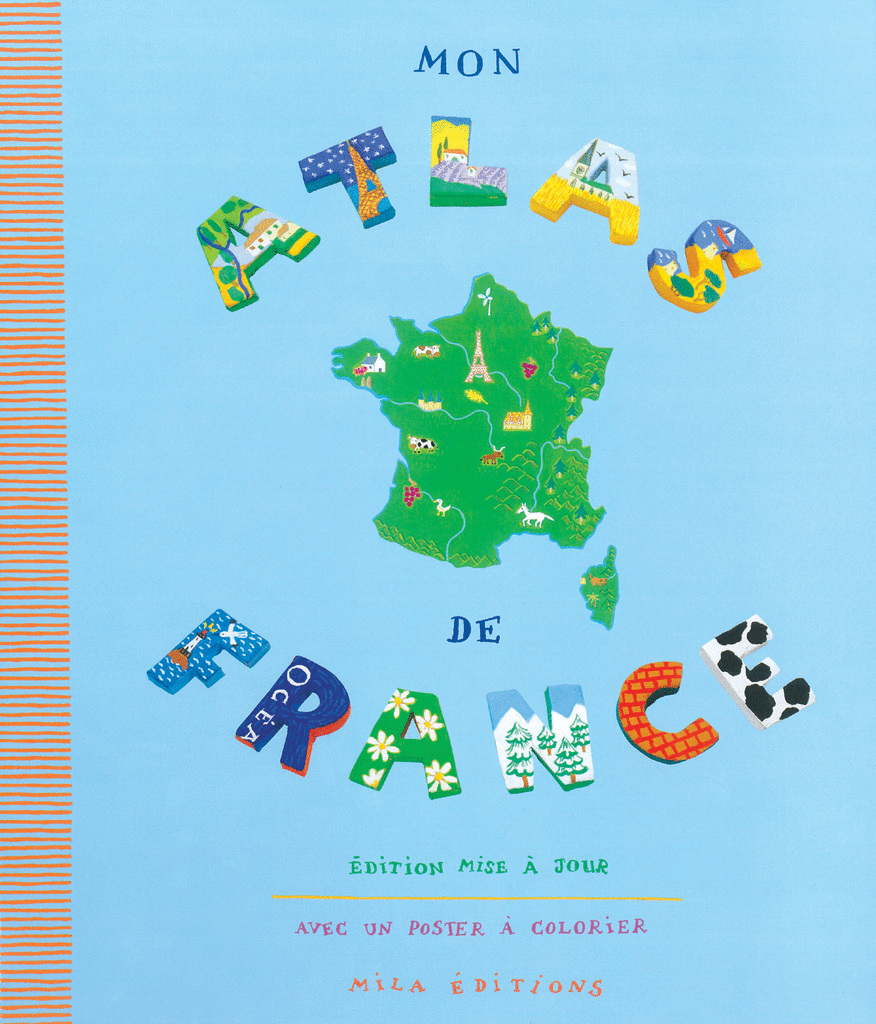 Mon Atlas de France