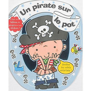 Un pirate sur le pot