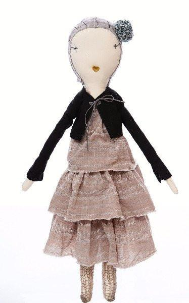Jules - Jess Brown rag doll