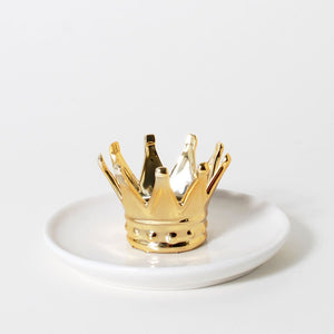 The Crown Jewels - Crown Ring Holder