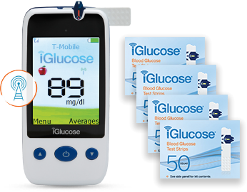 The iGlucose Cellular Solution