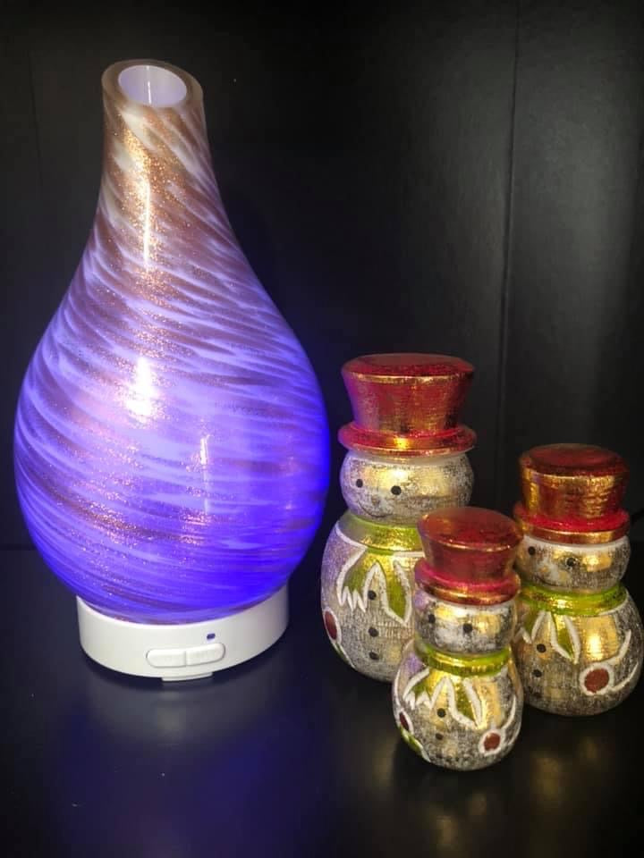 Load image into Gallery viewer, Burj Khalifa - Ultrasonic Diffuser-Delicate blaze