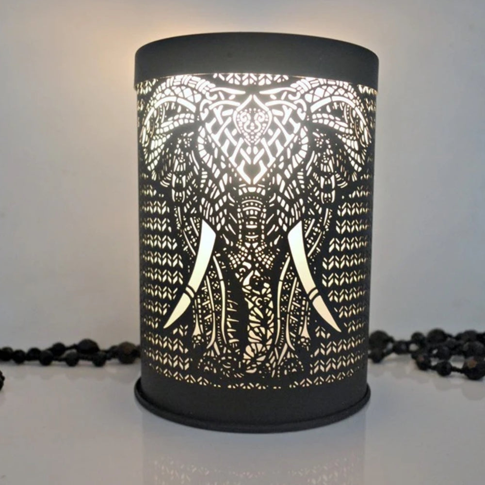 Elephant - Electric Wax Warmer-Delicate blaze