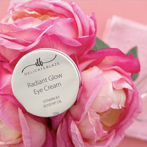 Radiant Glow Eye Cream - 50g-Delicate blaze
