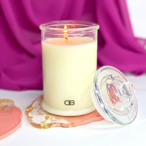 Load image into Gallery viewer, Elegance Soy Candle - 300g-Delicate blaze