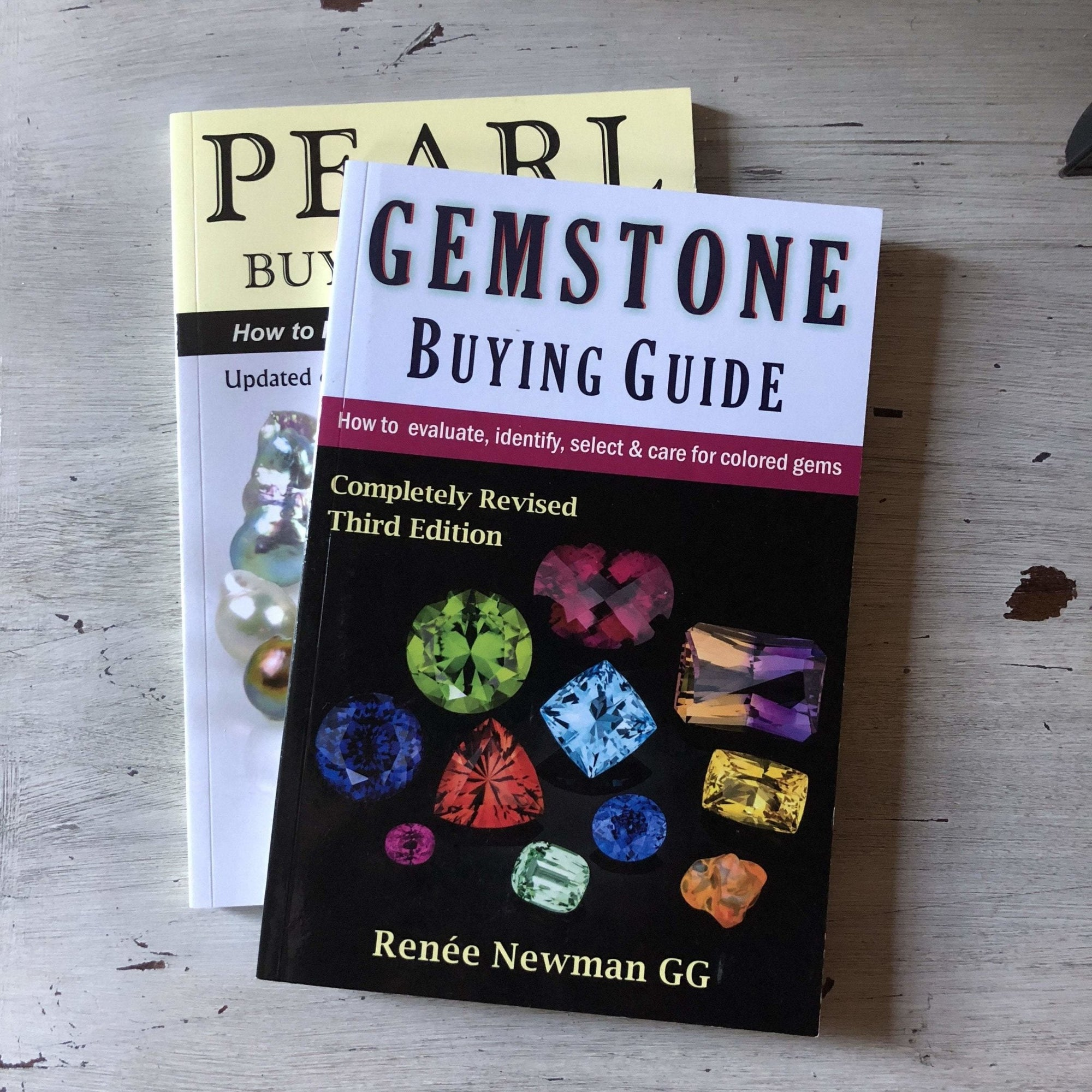 Ashleigh Branstetter Cufflinks and Earrings Featured in Gemstone and Pearl Buying Guides | Ashleigh Branstetter®