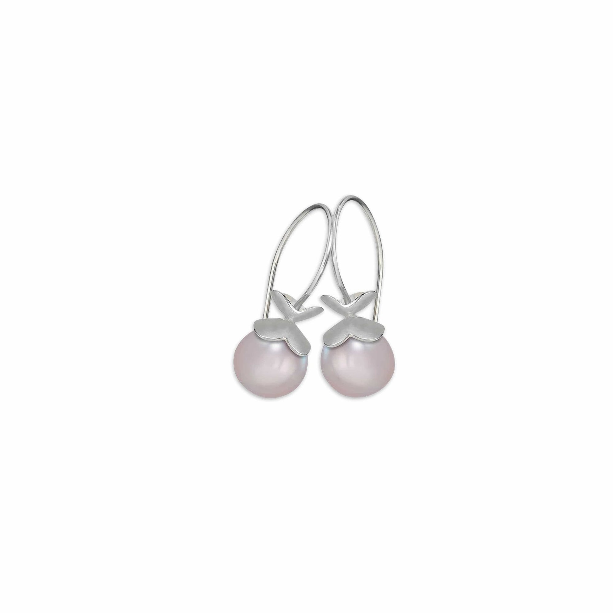 Anna Freshwater Pearl Earrings (Petite) - Ashleigh Branstetter®
