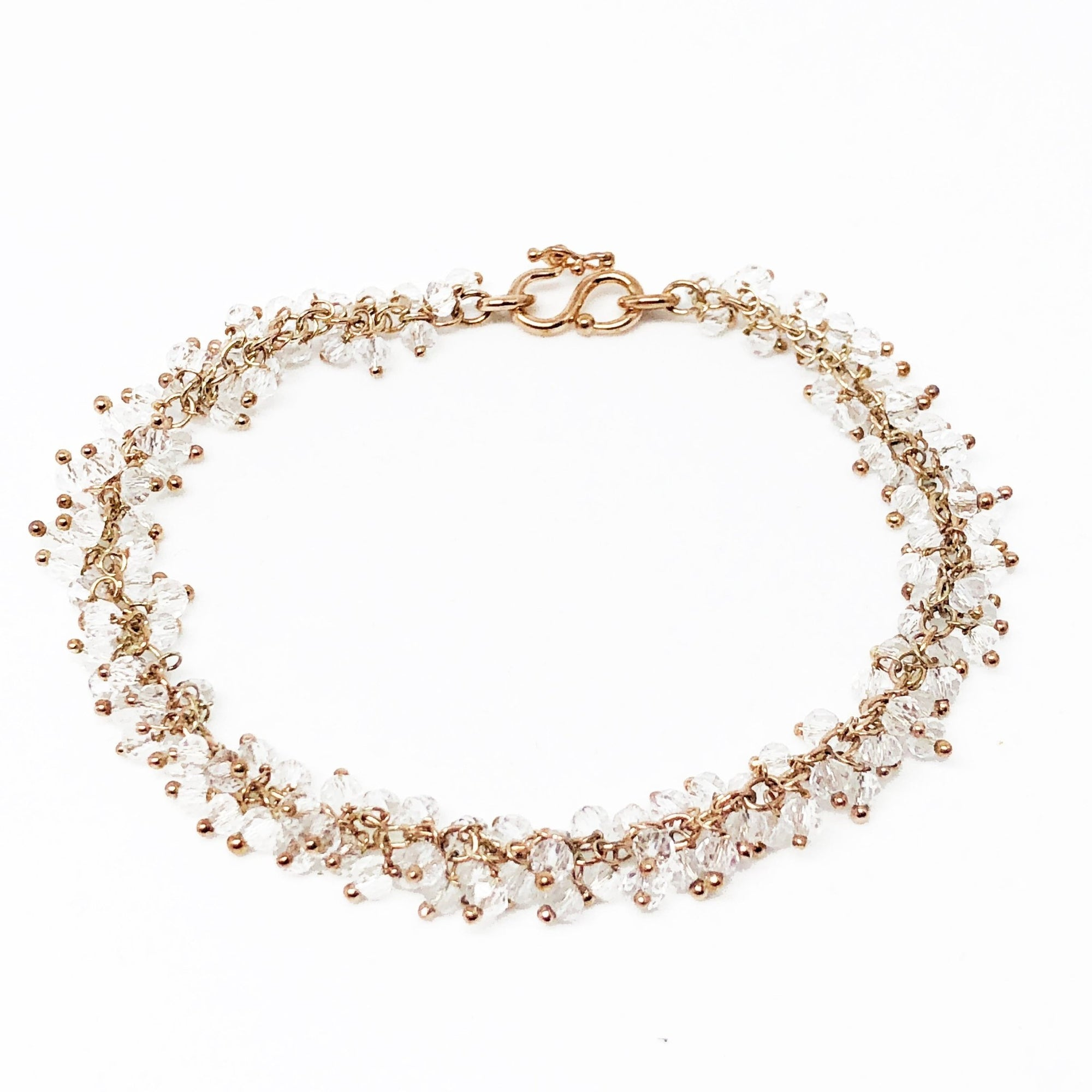 Clear Quartz Bracelet - Ashleigh Branstetter®