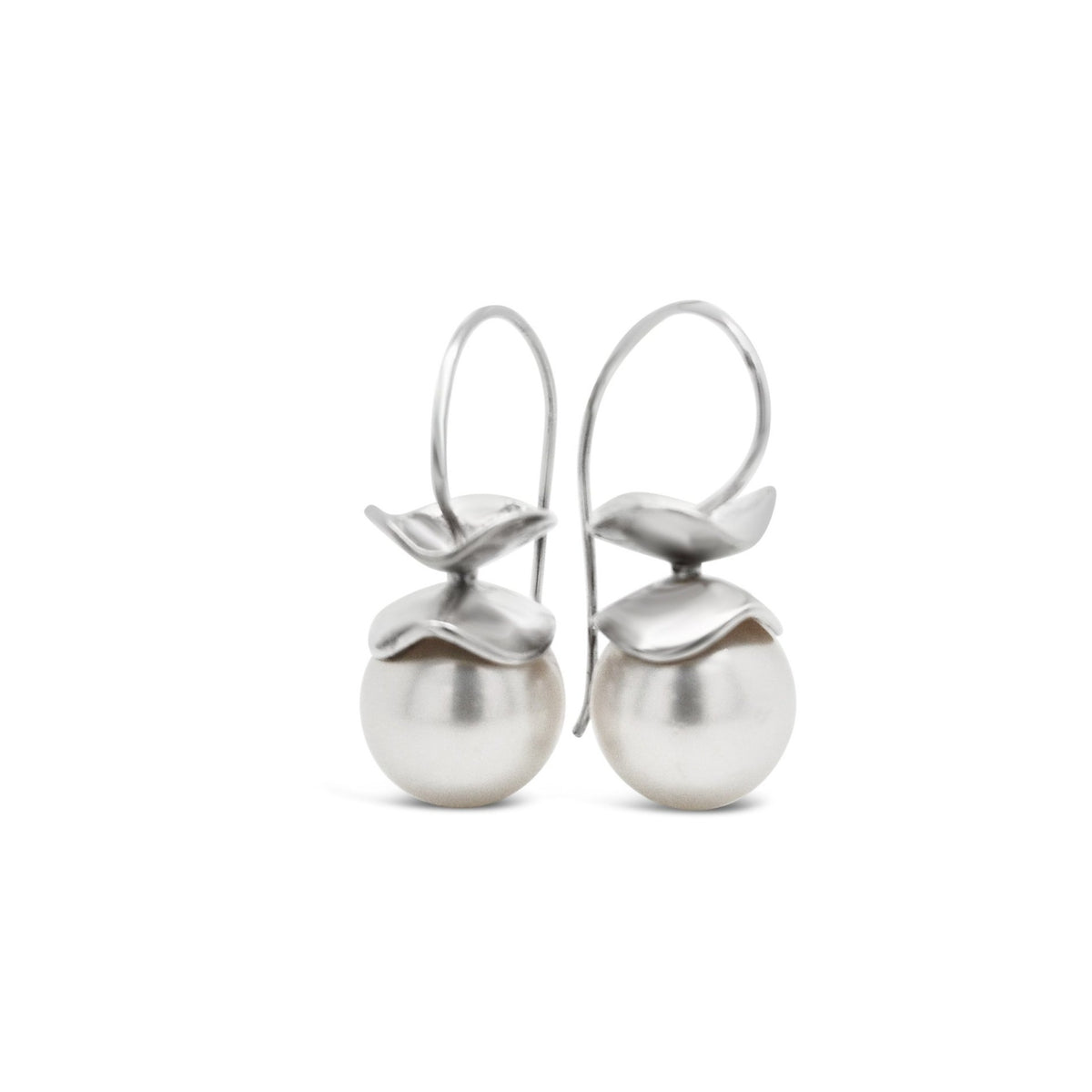 Clio South Sea Pearl Earrings - Ashleigh Branstetter®