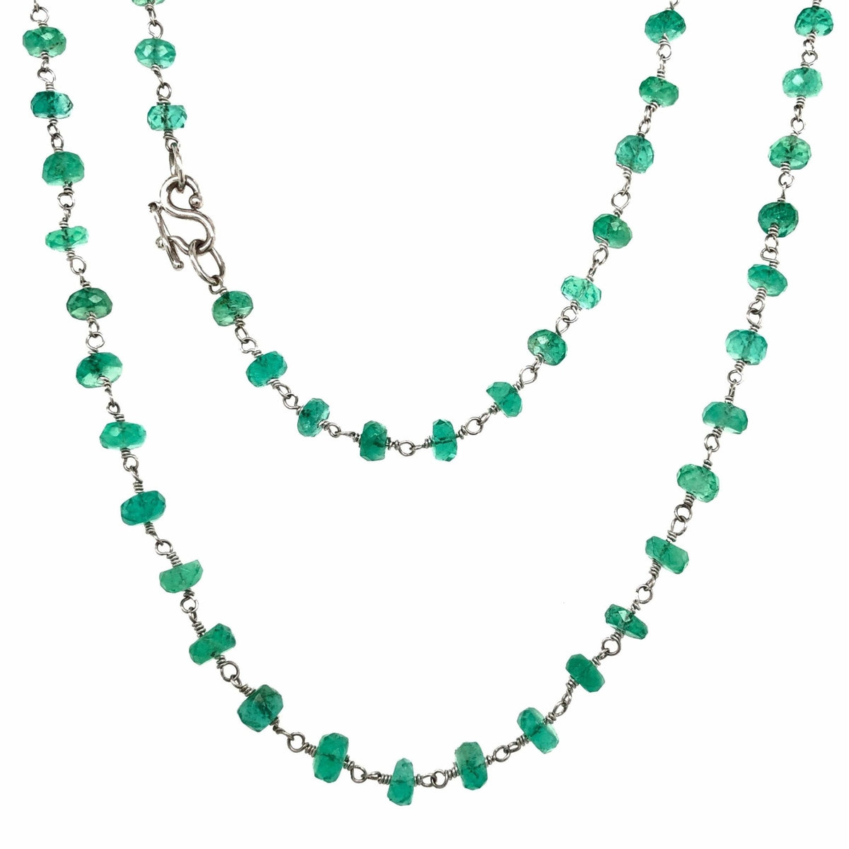 Irish Channel Emerald Chain - Ashleigh Branstetter®