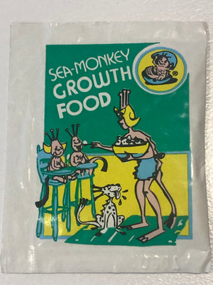 #3 Growth Food Pouch
