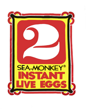 (Packet 2) Instant Life Sea-Monkey Eggs
