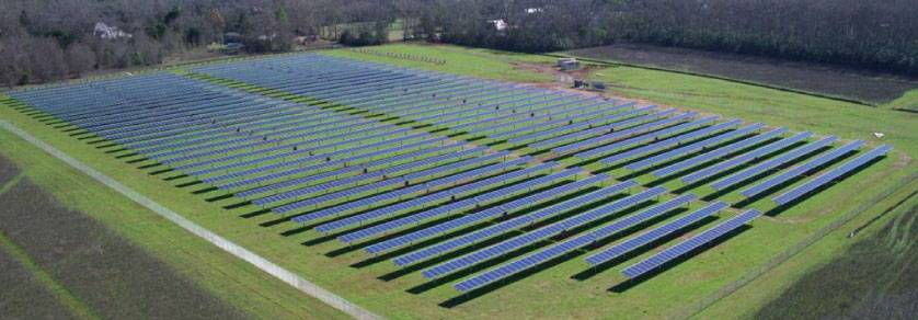 This Former President Built a Solar Farm to Power Half His Hometown