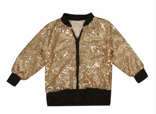 Hollywood Sequin Jacket