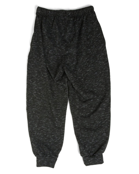 The Littlest Prince French Terry Moto Sweatpants are perfect for a super comfy yet fashionable look. These pants have an elastic waistband and the ankles have a cuffed hem. They also have zipper pockets and moto stitching by the knees.  Make sure to get an extra pair for daddy! Have them matching from head to toe!