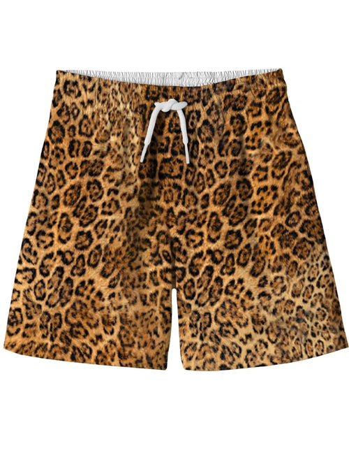 Stella Cove Cheetah Shorts
