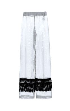 Mommy Stella Cove Fringe Cover-Up Pants