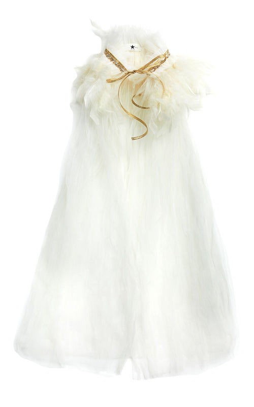 Petite Hailey Dream Feather Cape