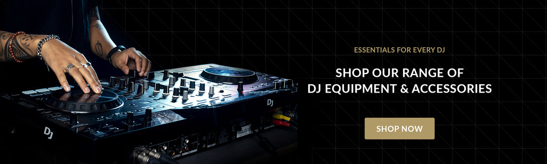 DJ Equipment & Accessories at Swee Lee