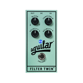 Aguilar Filter Twin Bass Guitar Effects Pedal