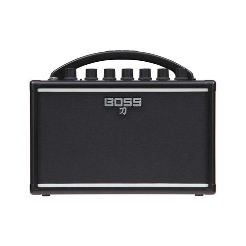 BOSS Katana Mini - 7-watt Combo Amp (No Adapter Included)