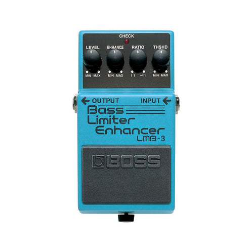 BOSS LMB-3 Bass Limiter Effects Pedal