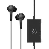 B&O BeoPlay E4 Earphones/Mic Active Noice Cancellation, Black