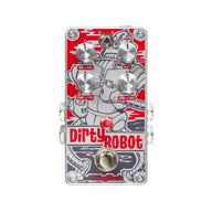 Digitech DirtyRobot Stereo Mini Synth Guitar Effects Pedal