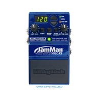 Digitech JMSXTV JamMan Solo XT Stereo Looping Guitar Effects Pedal