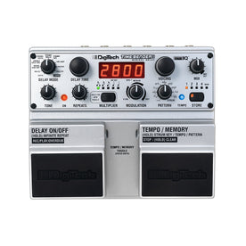 Digitech TimeBender Guitar Effects Pedal