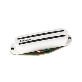 DiMarzio DP184W The Chopper Singlecoil Guitar Pickup, White