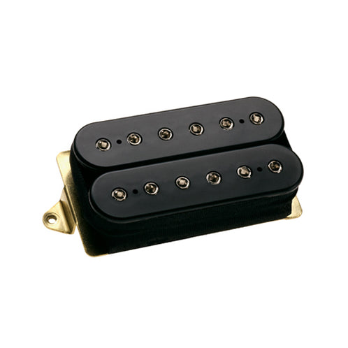 DiMarzio DP219FBK D Activator Guitar Pickup, F-Spaced, Neck, Black