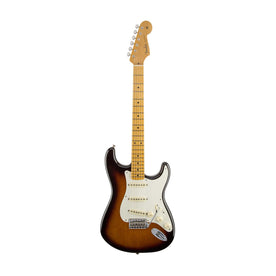 Fender Artist Eric Johnson Stratocaster Electric Guitar, Maple Neck, 2-Tone Sunburst