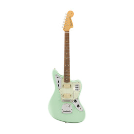 Fender Vintera 60s Jaguar Modified HH Electric Guitar, Pau Ferro FB, Surf Green